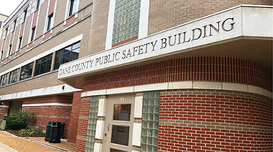 Dane County Public Safety building